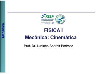Prof. Dr. Luciano Soares Pedroso