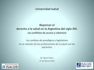 Universidad Isalud