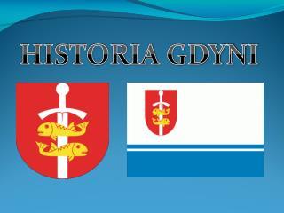 HISTORIA GDYNI