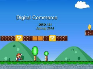 Digital Commerce