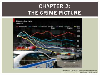 Chapter 2:  The Crime Picture