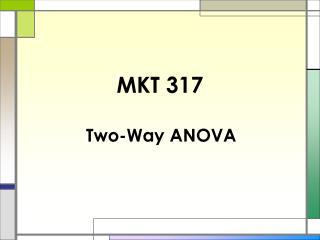 MKT 317