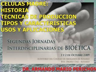 DR. ARMANDO MARIO PERICHON