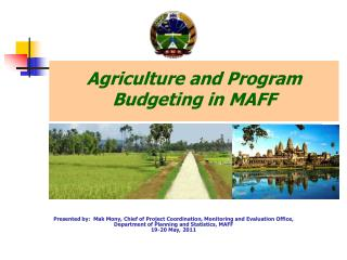 Agriculture and Program Budgeting in MAFF