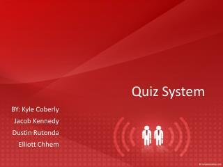 Quiz System