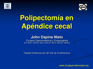 Polipectomía en Apéndice cecal