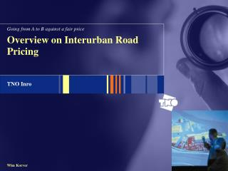 Overview on Interurban Road Pricing