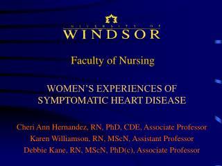 Faculty of Nursing