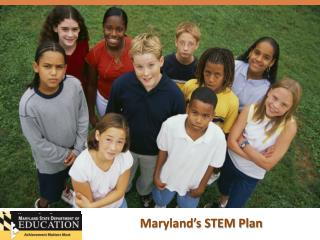 Maryland's STEM Plan