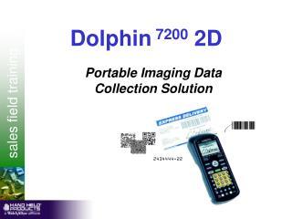Dolphin  7200  2D