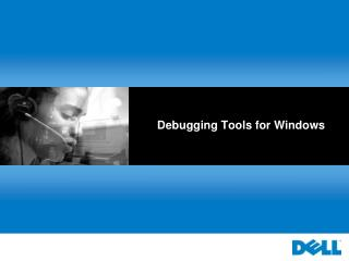 Debugging Tools for Windows