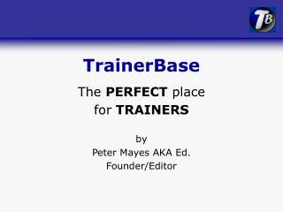 TrainerBase