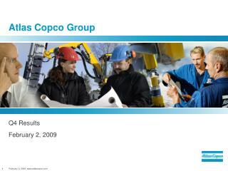 Atlas Copco Group