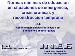 Inter-Agency Network for Education in Emergencies