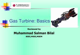 Gas Turbine: Basics