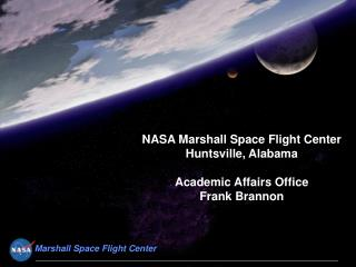 Marshall Space Flight Center