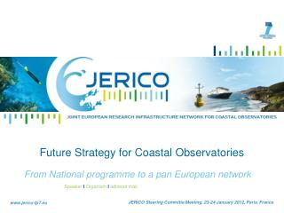 Future Strategy for Coastal Observatories