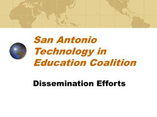 San Antonio Technology in Education Coalition