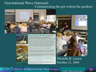 Gravitational Wave Outreach: