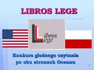 LIBROS LEGE