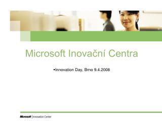 Microsoft Inovační Centra