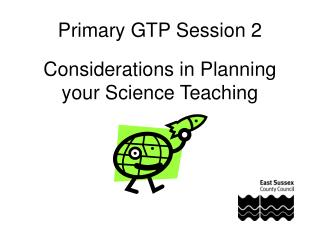 Primary GTP Session 2