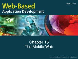 Chapter 15 The Mobile Web