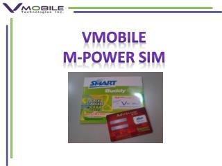 Vmobile M-Power SIM