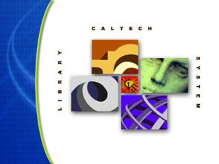 Caltech Theses Collection Usage Analysis