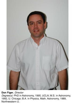 Zoltan Makai ,  Data Analyst  Degree(s):  B.S. in Astronomy, University of Szeged