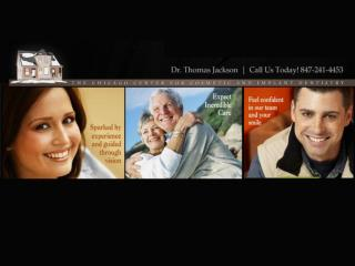 Barrington Illinois Cosmetic Dentist Dr. Thomas Jackson