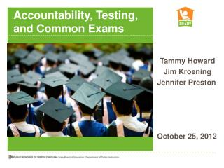 Accountability, Testing, and Common Exams