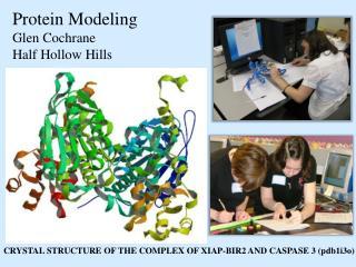 Protein Modeling Glen Cochrane Half Hollow Hills