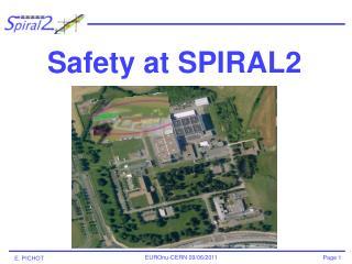 Safety at SPIRAL2
