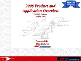 2008 Product and   Application Overview Cal Poly Pomona May10, 2008