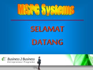 MSPC Systems