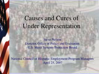 Causes and Cures of  Under Representation