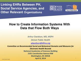 How to Create Information Systems With Data that Flow Both Ways