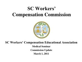 SC Workers� Compensation Commission
