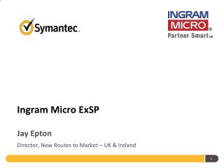 Ingram Micro ExSP