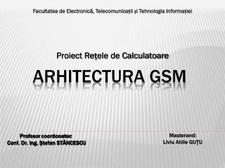 Proiect Rețele de Calculatoare