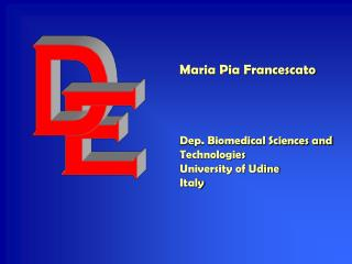 Maria Pia Francescato