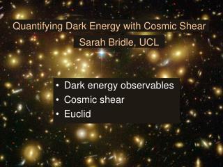 Quantifying Dark Energy with Cosmic Shear