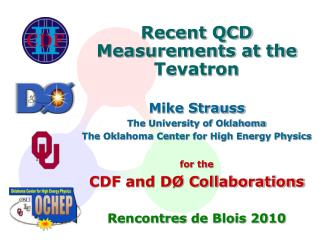 Recent QCD Measurements at the  Tevatron