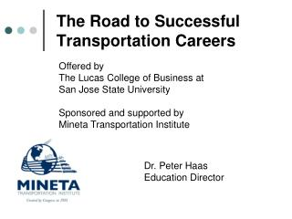 The Road to Successful Transportation Careers
