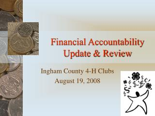 Financial Accountability Update & Review