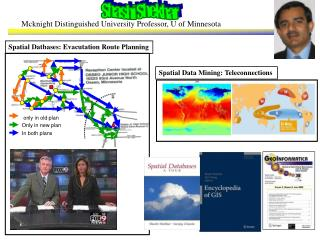 Spatial Data Mining: Teleconnections