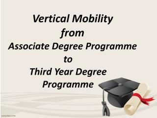 to  Third Year Degree Programme