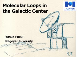Molecular Loops in the Galactic Center