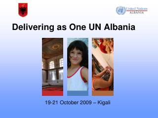 Delivering as One UN Albania